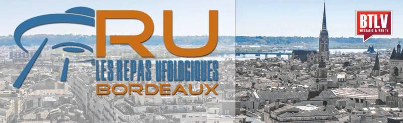 LES REPAS UFOLOGIQUES DE BORDEAUX CHANGENT D'ADRESSE !