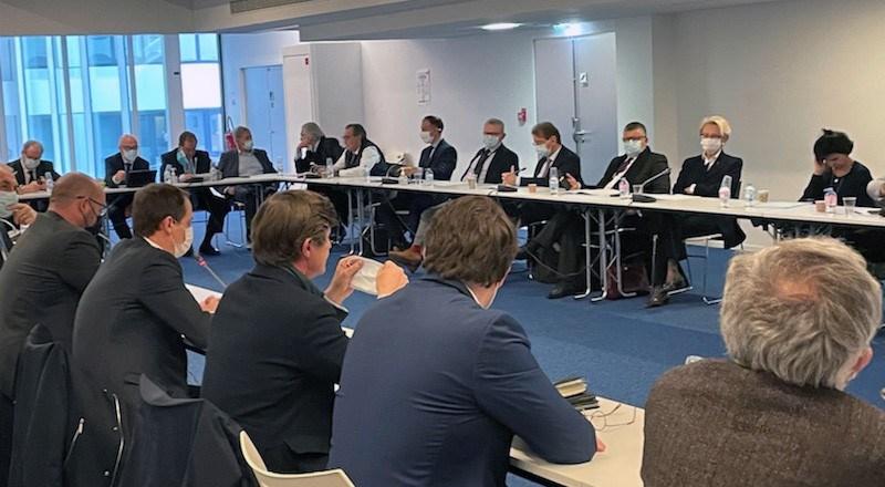Commission d'investiture pour les Régionales 2021