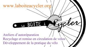 logo Boite à cycler