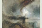 Joseph Mallord William Turner, tempête de neige 1842