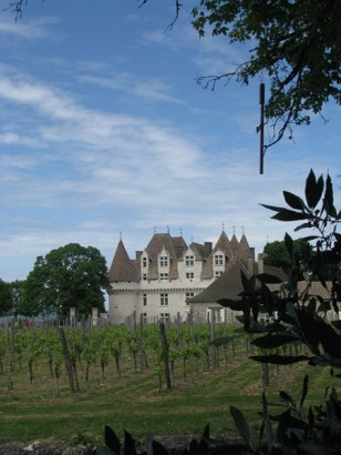 des flûtes dans le parc du château de Monbazillac (14)