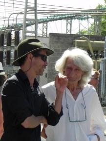 Erik Samakh (EPHEMERES 2015) et François Fréchet (EpHémères 2011)