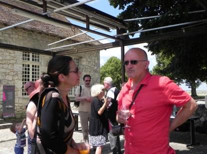 Victoria KLOTZ et Jean-Luc BICHAUD, artistes