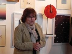 Annie Wolff présidente des Rives de l'Art