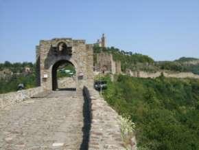 Veliko Tarnovo ; ancienne capitale de Bulgarie centrale 7
