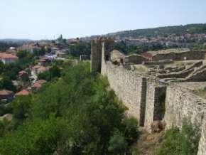 Veliko Tarnovo ; ancienne capitale de Bulgarie centrale 9