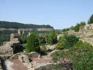 Veliko Tarnovo ; ancienne capitale de Bulgarie centrale 15