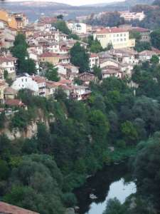 Veliko Tarnovo ; ancienne capitale de Bulgarie centrale 19