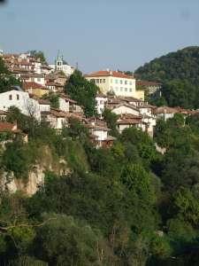 Veliko Tarnovo ; ancienne capitale de Bulgarie centrale 20