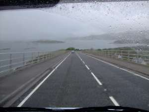 L'Ecosse en camping-car en itinérant : région d'Edimburgh 83