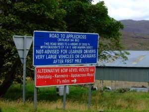L'Ecosse en camping-car en itinérant : région d'Edimburgh 91