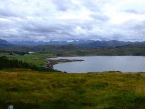 L'Ecosse en camping-car en itinérant : région d'Edimburgh 96
