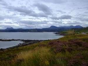 L'Ecosse en camping-car en itinérant : région d'Edimburgh 97