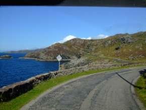 L'Ecosse en camping-car en itinérant : région d'Edimburgh 122