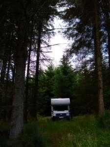 L'Ecosse en camping-car en itinérant : région d'Edimburgh 187