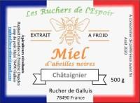 Miel – Châtaignier – Galluis