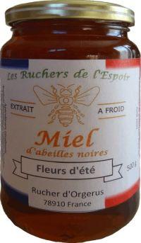 Miel – Fleurs d'été – Orgerus