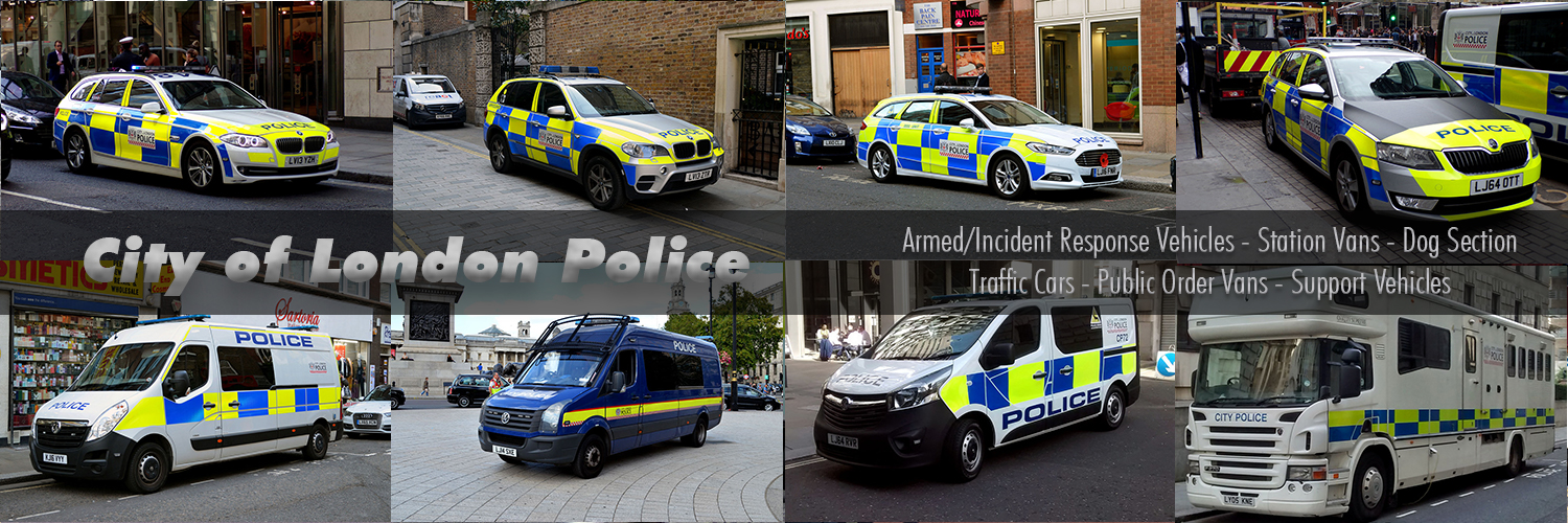 City of London Police Images