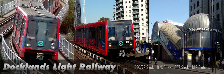 Docklands Light Railway Images