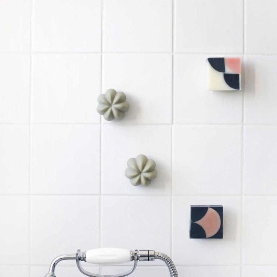 Porte-savon aimanté fabriqué en France