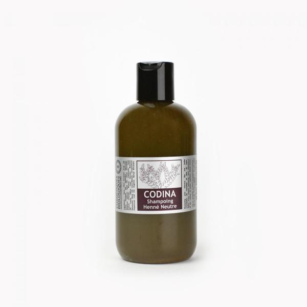Shampoing Liquide bio Henné Neutre