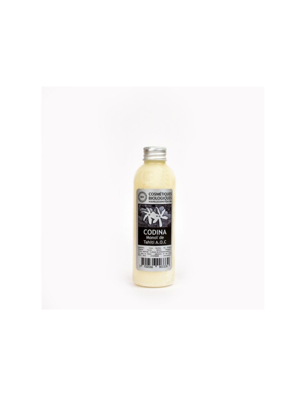 huile végétale monoï tahiti