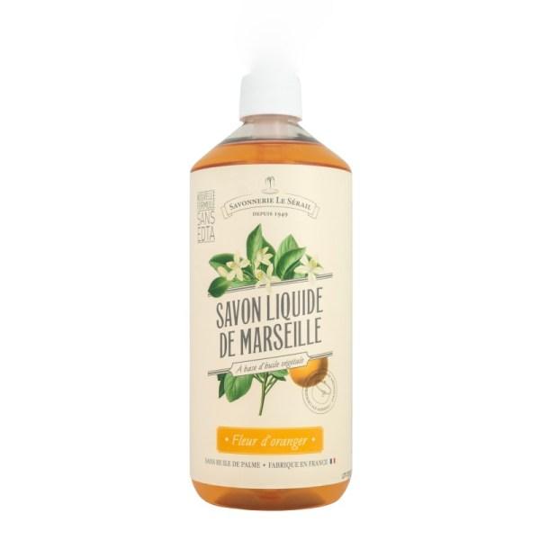 Savon de Marseille Fleur d'oranger