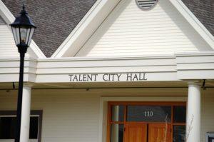 Talent City Hall