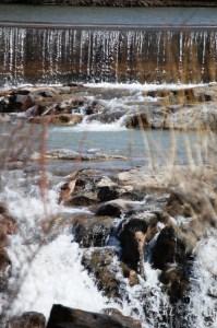 Snake River in Idaho Falls