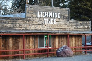 Leaning Tree Cafe, Babb, Montana