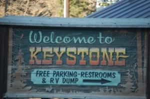 Welcome to Keystone, SD