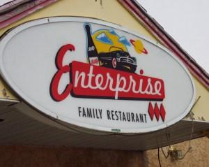 Enterprise Family Restaurant - Vulcan, Alberta