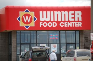 Winner Food Center