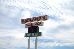 Badland's Travel Stop - Belvidere, SD