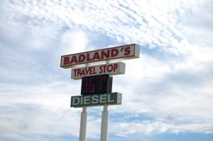 Badland's Travel Stop - Belvidere, SD