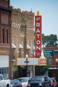 Raton Theatre in Raton, NM