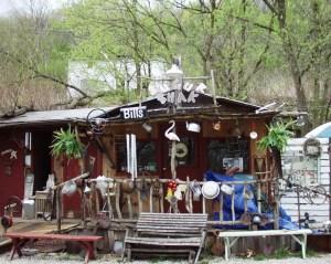 Hillbilly Hot Dogs, LeSage, West Virginia