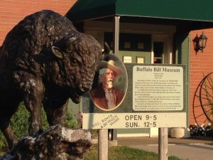 Buffalo Bull Museum in LeClaire, Iowa