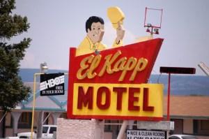 El Kapp Motel in Raton, NM