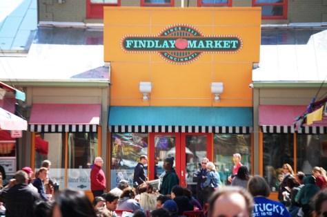 Findlay Market, Cincinnati