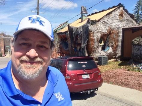 Sumoflam at the Mushroom House in Cincinnati