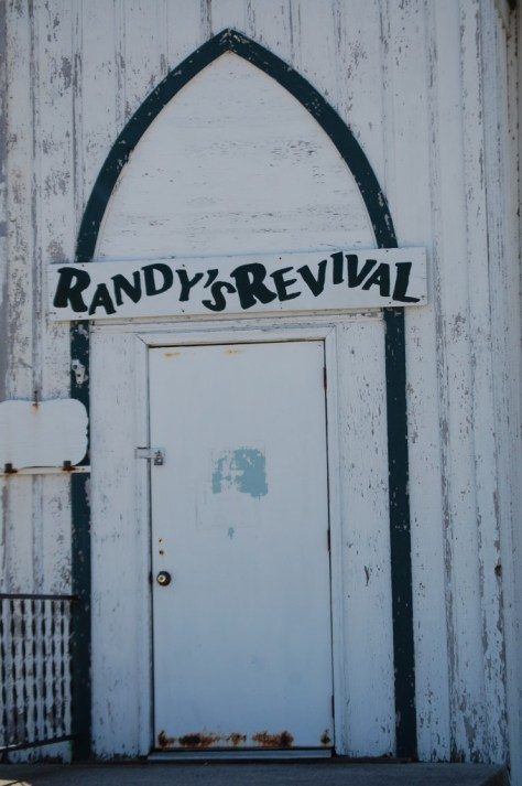 Randy's Revival Church in Cando, ND