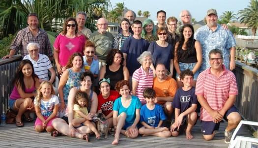 Kravetz Family Reunion 2014