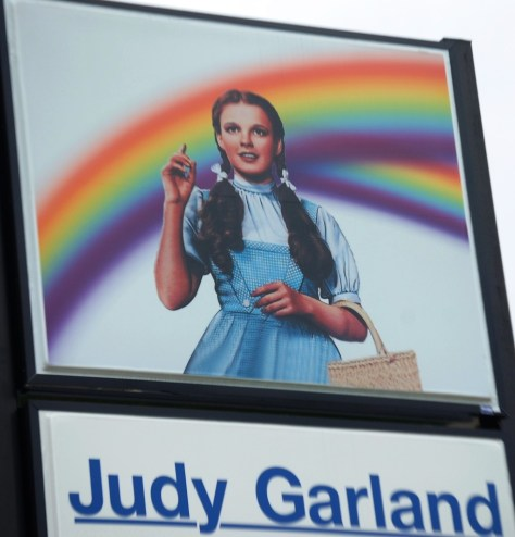 Judy Garland Museum in Grand Rapids, MN