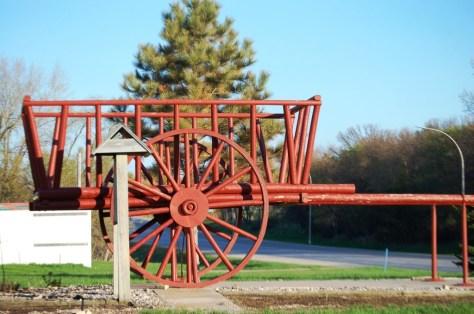 Crookston Ox Cart, Crookston, MN