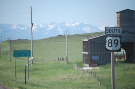 Scenes from US 89
