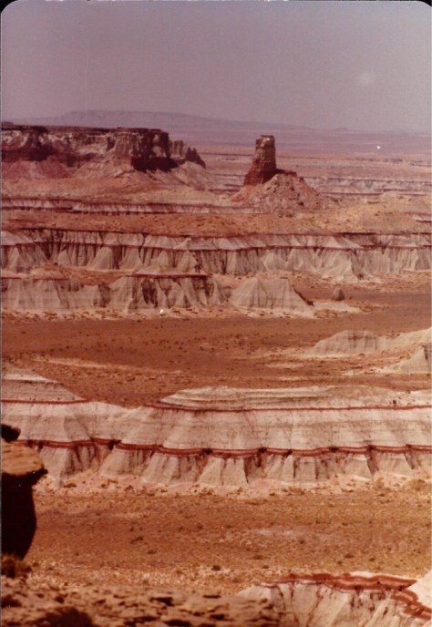 Coal Mine Canyon, AZ 1983