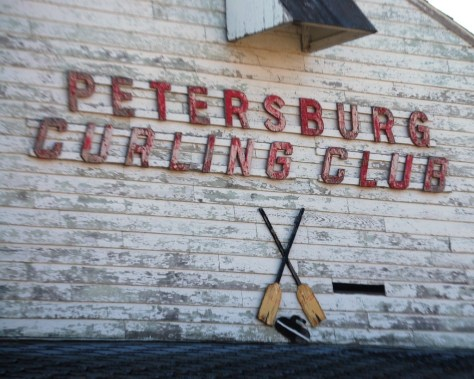 Petersburg Curling Club, Petersburg, ND