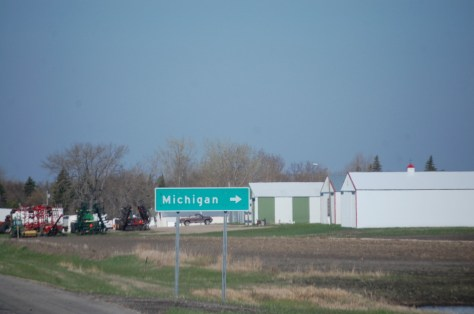 Michigan, ND