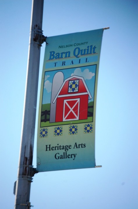 Barn Quilt Trail in Michigan, ND
